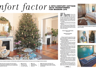Times Picayune – Comfort factor